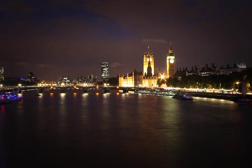 Nocturnal London