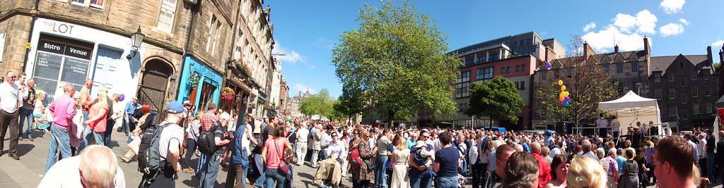 Edinburgh Mardi Gras
