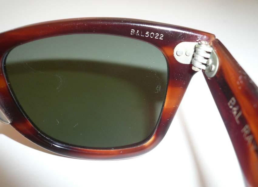 4f347d6b62 Vintage Ray Ban Wayfarer Sunglasses