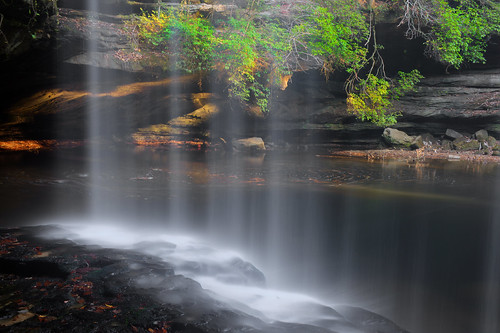 water forest sunrise canon waterfall leaf alabama falls upper swirl bankhead caneycreek winstoncounty napg tonybarber 40d