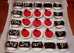 BCC031-2011. Simple design cupcakes
