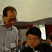 Hiro & me at III. Else Kröner-Fresenius Symposium on Molecular Mechanisms of Stem Cell Aging by Jun Seita