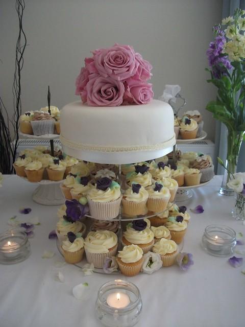 Oh so Vintage wedding set up