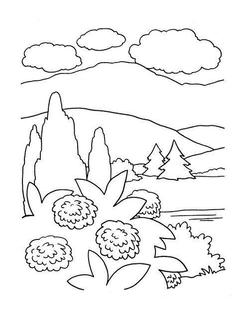 Planet of the Apes Coloring Book 0200014