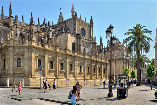 Sevilla : Catedral de Santa María de la Sede -  EXPLORE