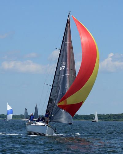 East Greenwich Yacht Club Annual Regatta - Narragansett Bay, Rhode Island
