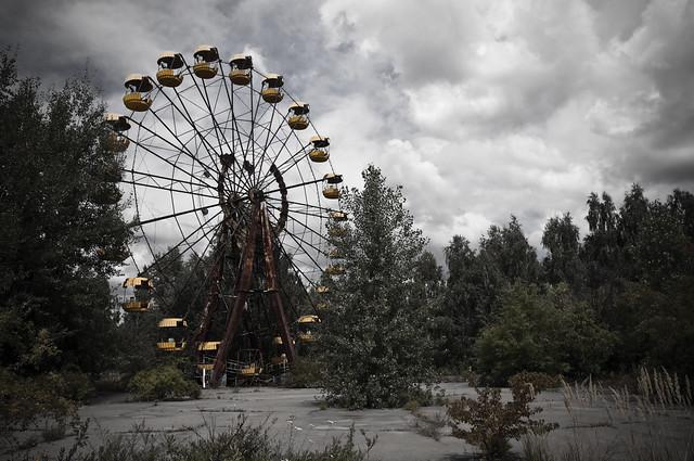 Tchernobyl / Pripiat