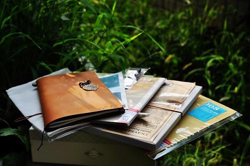 Carol小涵的TRAVELER'S notebook (3) - 無料写真検索fotoq