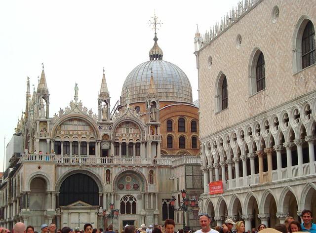 St Mark's Basilica & Doge's Palace, Venice