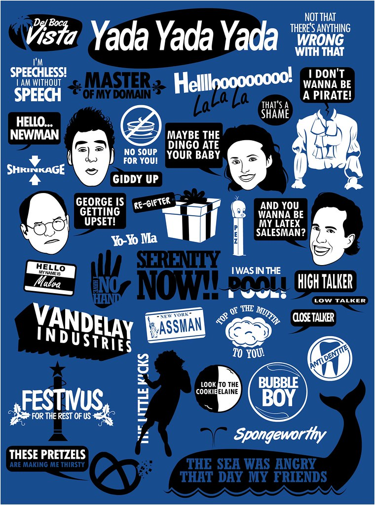 Seinfeld Show Quotes Seinfeld Quotes...