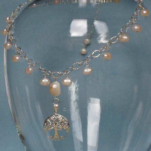 Inch Pearl Necklace