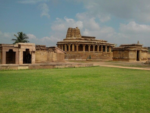 Header of aihole