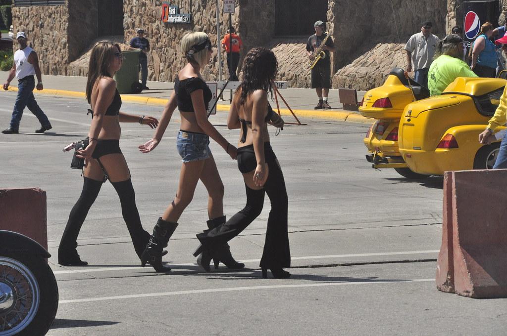 Biker Rally Women - Bing images