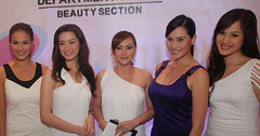 SM Beauty Within launch