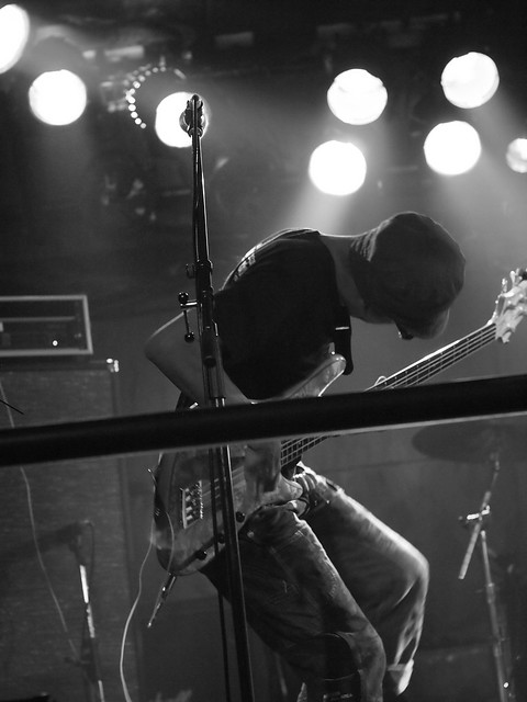 アキノギ&春日善光 live at Outbreak, Tokyo, 26 Sep 2011. 110