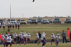 Cut Bank vs Shelby Football