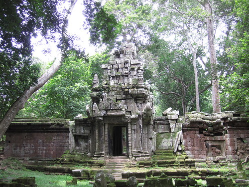 Around Angkor Thom