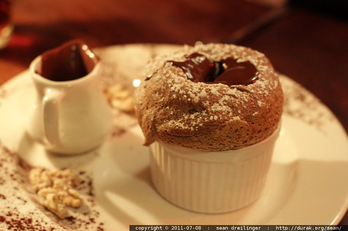 dessert @ veritable quandary in portland