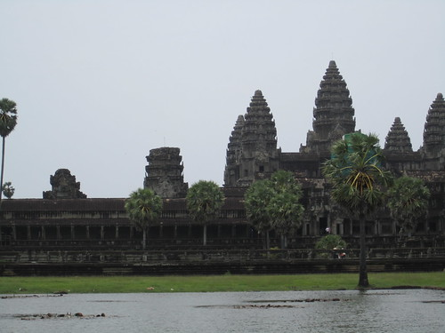 Angkor Wat from the north