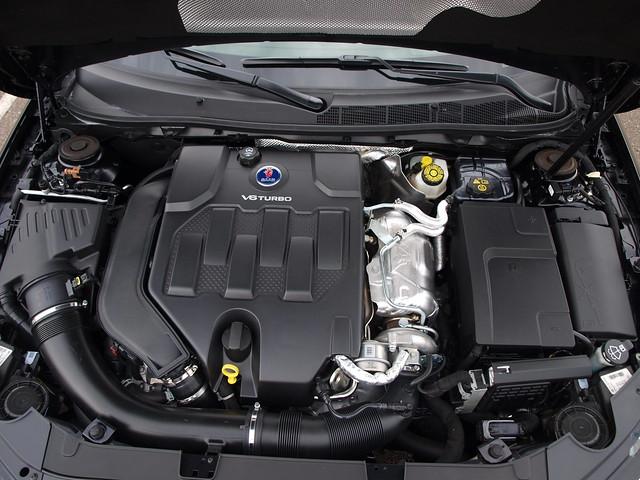 2011 Saab 9-5 10