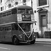 SMK700F AEC Routemaster bus on wedding duties in London