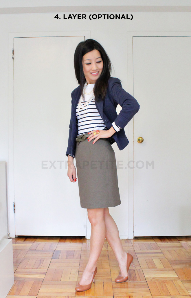 Extra Petite | Petite Fashion Style Tips and DIY