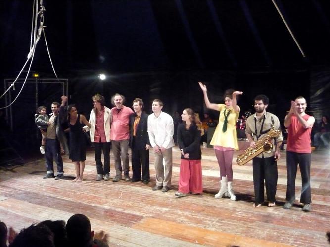 Cabaret Petaouchnok, Quintin 2009