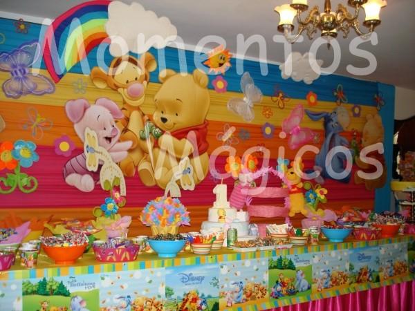decoracion winnie pooh bebe momentos magicos 2