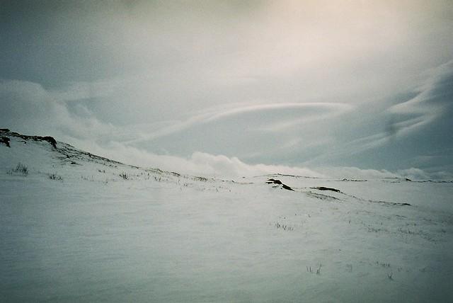 Clima de Laponia: frío