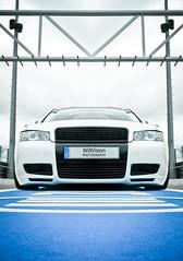 "Audi A4 ""Lowered"""