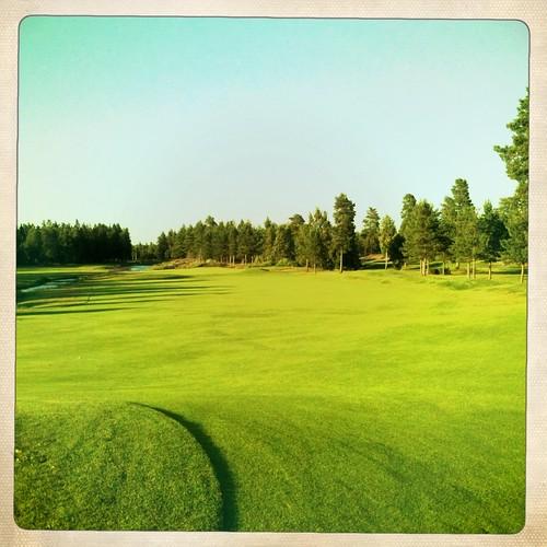 suomi finland golf july 17 kesä 2011 kalajoki heinäkuu väylä suomitour
