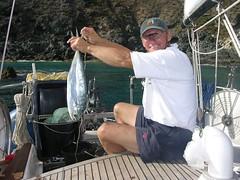 di, 02/08/2005 - 18:37 - 19. vangst onderweg naar Selvagem