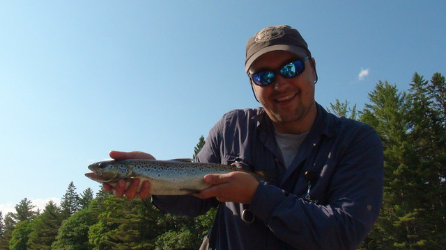 Andrew's West Branch Salmon