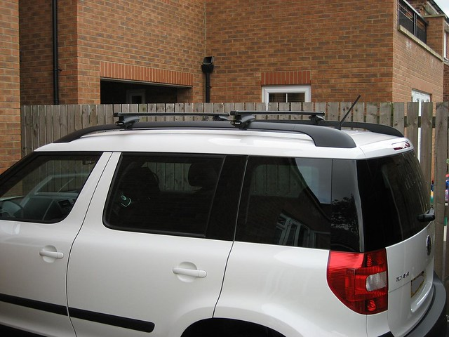 The Definitive Yeti Roof Bar Poll Skoda Yeti Briskoda