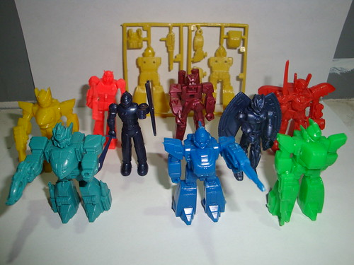 robots armables