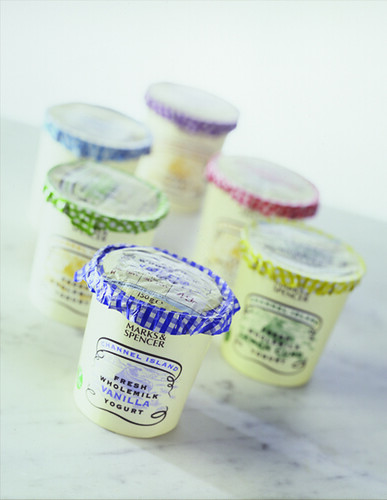 M&S Yogurt