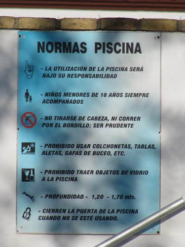 Nozintusei julio 2011 for Normas de piscina
