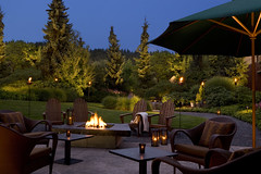 Travel to the Pacific Northwest and stay at Willows Lodge