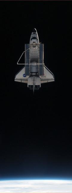 Farewell, Atlantis (NASA, International Space Station, 07 ...