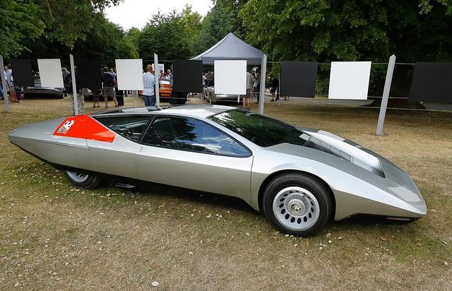 1970 Vauxhall SRV Concept Car