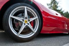 Ferrari 458 Italia   Forza Italia Lawn Show - July 23rd, 11