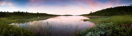 panorama buskerud perfectpanoramas såtefjell efs1785f456isusmnedredjupetjønnsunset