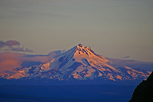 Good morning Mt Jefferson ....