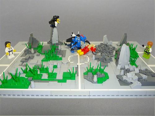 Moc Pokemon Compilation 3 Special Lego Themes Eurobricks Forums