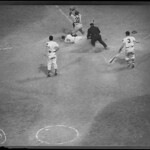 Plays at the plate, Boston Braves