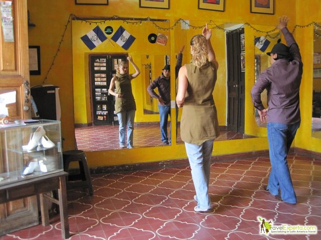 My List of the Best Things to Do in Antigua - salsa lessons