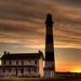 Bodie (Body) Island Lighthouse by David Hopkins Photography