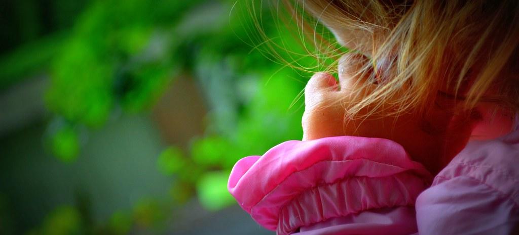 BabyWas kann es sein, dass die Tränen endgültig zum trockenen bringt?