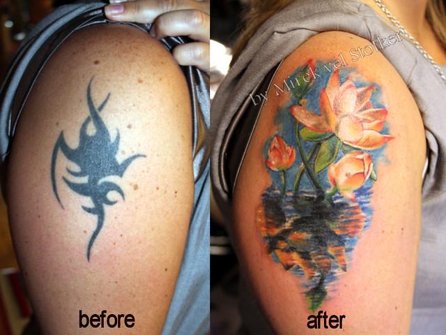 Cover Ups | Chameleon Tattoo | Tattoo Studio in Paisley