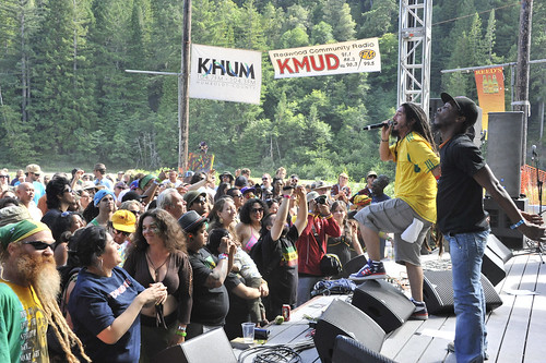 Reggae on the River 2011
